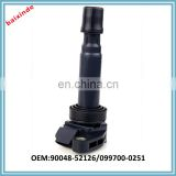 Ignition Coil pack 099700-0251 0997000251 for Daihatsu Cuore Sirion 1.0i 1998 2003
