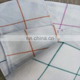 China cheap colorful stripe kitchen dish towel