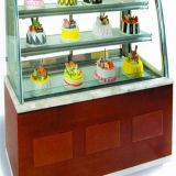 5mm Plexiglass Cover For Meats And Cheeses Retail Display Refrigerator