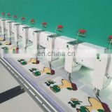 High precision hot sale digital embroidery machine