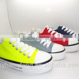 New fashion high quality low price brand sports shoes ,Wholesale china men/women canvas shoes