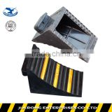 Good Quality One Side rubber wheel chock for trucks PS015