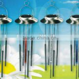 Solar 7 color light with Wind Chime