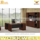 WORKWELL Executive Wooden Office Desk/Standard Office Desk Dimensions S4-181B                                                                         Quality Choice                                                     Most Popular
