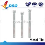 Adjustable Stainless Steel Thin Cable Tie