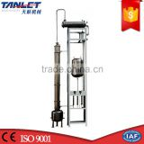 FDA GMP Standard High Efficient Stainless Steel Industrial Machine Ethyl Alcohol Recovery Distillation Columns Tower