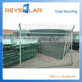 aluminum fencing mounting net high security and pratical wire mesh fence