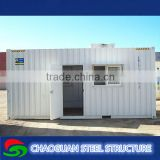 Long time outdoor use underground container houses, trailer houses container, portable toilet container