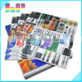 matt lamination professional brochure with custom printing for wholesale