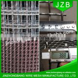 China Supplier Stainless Steel Crimped Woven Wire Mesh/Iron woven crimped wire mesh(factory price)