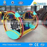 double roller amusement outdoor fitness equipment rides le bar car machine suppliers