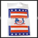 New Products Gravure Printing Die Cut Handle Colorful Plastic Shopping Bag                                                                         Quality Choice