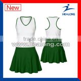 beautiful new custom women tennis dress