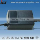 UL listed CE approved 24V 1.5A adapter for water pump