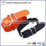 Wholesale New Custom Nylon Fashion Nato Watch Straps                                                                         Quality Choice