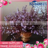 Artificial mini flower decoration baby's breath flower blossom branch