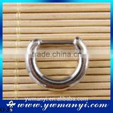 Gold Silver Nose Hoop Nose Rings clip on nose ring Body Fake Piercing Piercing Jewelry For Women O 37