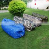 2016 New Design Wholesale Blanks Camo Water Drop Inflatable Beds Outdoor Camping Airsleeping Couches