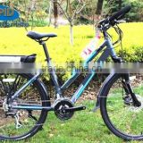 36V 250W center motor electric bicycle china