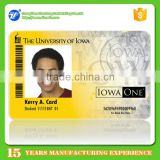 Customized Printing rfid PVC sample employee id cards                                                                                                         Supplier's Choice