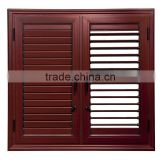 Aluminum fixed louver window, aluminum adjustable louver window ,aluminum shutter window