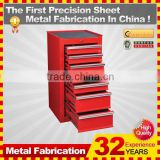 Kindle 17-Drawers,4 Casters Stable Steel Garage Tool Cabinet tool boxes on wheels