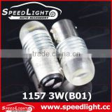 high quality T10 1156/1157 Ba9s 7740/7743 led car bulb