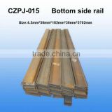 CZPJ-015-1/2/3 Corten steel SPA-H container bottom side rail
