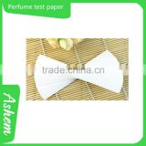 high quality factory perfume test paper cheap perfumery test tools with LOGO printing, DL574