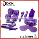 XG003 Free samples factor price adult sex toy Under the Bed Bondage Restraint Set Wrist & Ankle Cuffs and Long Belts