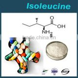 High quality nutritional supplements CAS NO.73-32-5 Food additive amino acid L-Isoleucine