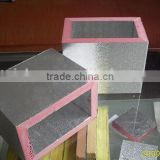XPS aluminium foil board, for air conditioning