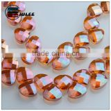 Faceted lampwork glass beads jewelry beads chinese crystal beads for pendent