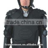 Anti-riot Suit Anti-riot Uniforms Anti-riot Gear Black Anti-Riot Chest Protector