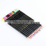 6 pcs wood color pencil natural color pencil ,bulk buy pencil from china,crayola colored pencils 12 pack
