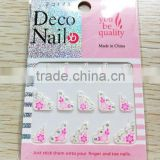 3d gel nail sticker