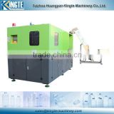 2-cavity automatic PET bottle stretch blow molding machine                                                                         Quality Choice