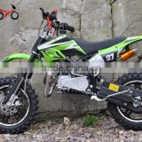 Cheap 50cc motorbike kids pit bike 49cc 2 stroke mini gas dirt bikes motorcycles for sale cheap