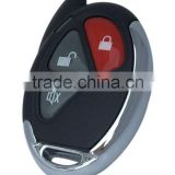 3-button Universal remote controller, universal remote control rolling code, metal and plastic remote control cover