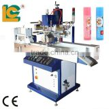 Professional Auto lipstick tubes heat transfer printing machinery with beautiful multicolor