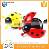 Unquine lovely bicycle accessires electronic bicycle bell beetles bicycle horn