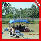 Top quality hot sale china supplier small dredger for gold