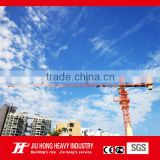 High Quality Factory Tower Crane QTZ Max 25T Construction Crane use in construction industry China tower crane Building civil