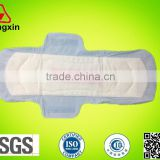 China good supplier High Absorbent Cotton soft ladies sanitary pads Lady female sanitary napkin