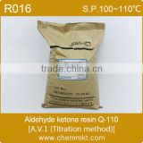 China manufacture Aldehyde ketone resin Q-110