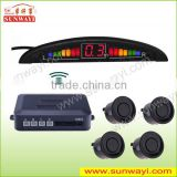 high quality and good price ultrasonic Wireless LED Display Parking sensor Type with car parking system