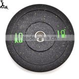 Hi-temp competition rubber bumper plate weightlifting                                                                         Quality Choice