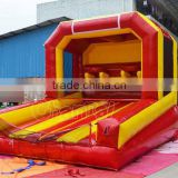 Inflatable basketball hoop game, inflatable basketball game for sale