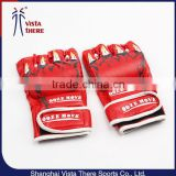 Leather Gel Grappling Free Mma Fight kickboxing Glove