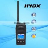 digital vhf/uhf radio HYDX-D60 dmr digital radio transceiver with simple keypad+color display